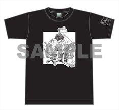 「浦沢直樹の漫勉」シーズン0~2のBD&DVD全巻購入特典の描き下ろしTシャツ。