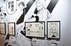 "「『ONE PIECE』連載20周年記念 特別企画展""ログギャラリー""Season1」より。"
