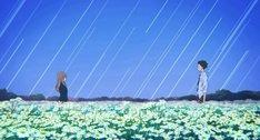 「恋をしたのは」新規アニメーションの先行カットより。