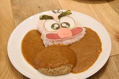 「肉なし?つるセコ豆腐ハンバーグカレー」