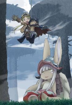 テレビアニメ「メイドインアビス」キービジュアル第2弾