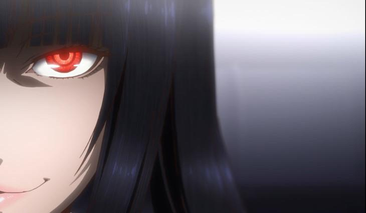 テレビアニメ「賭ケグルイ」場面カット