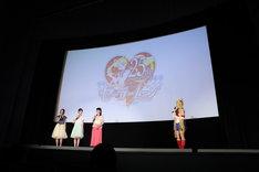 「25th Anniversary うさぎ BIRTHDAYイベント」の様子。