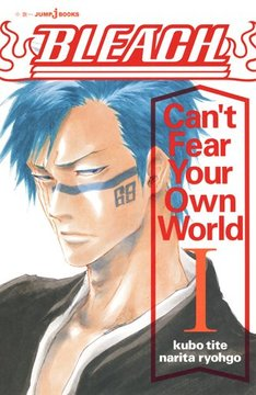「BLEACH Can't Fear Your Own World」1巻