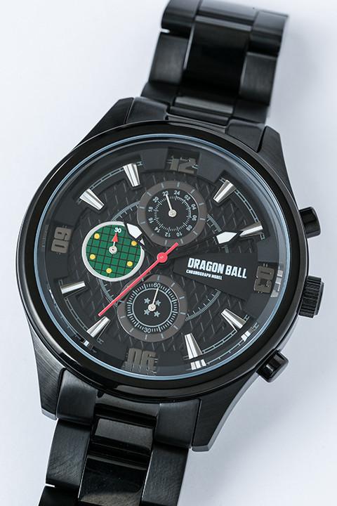 「ドラゴンボール モデル クロノグラフ 腕時計」(メンズ用)