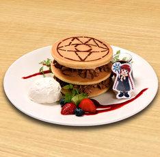 「ククリのグルグルパンケーキ♡」
