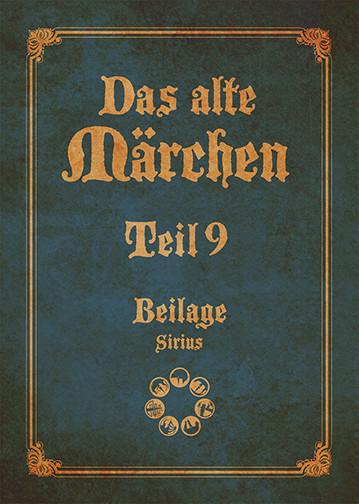 「旧約Marchen」の小冊子。