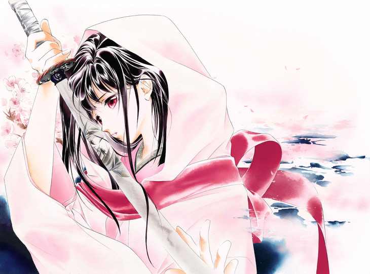 「吸血姫 夕維 水の都」(c)Narumi Kakinouchi