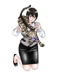 「みんな猫に恋してる」カット