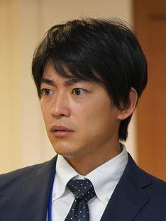 田斉治役の大東駿介。