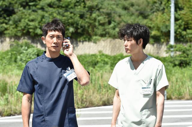 ドラマ「コウノドリ」より。(c)TBS
