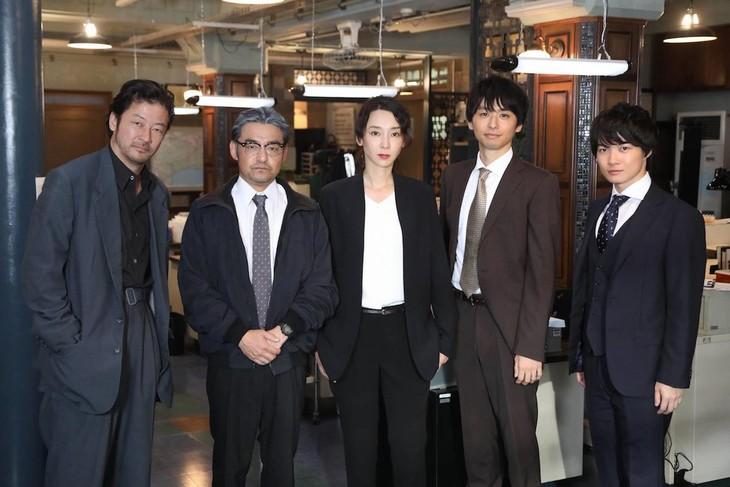 テレビドラマ「刑事ゆがみ」キャスト