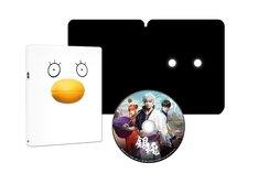 3000セット限定で発売される、映画「銀魂」のスチールブック仕様のBlu-ray。