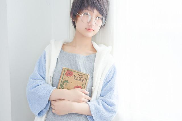 勝生勇利モデルの着用イメージ。