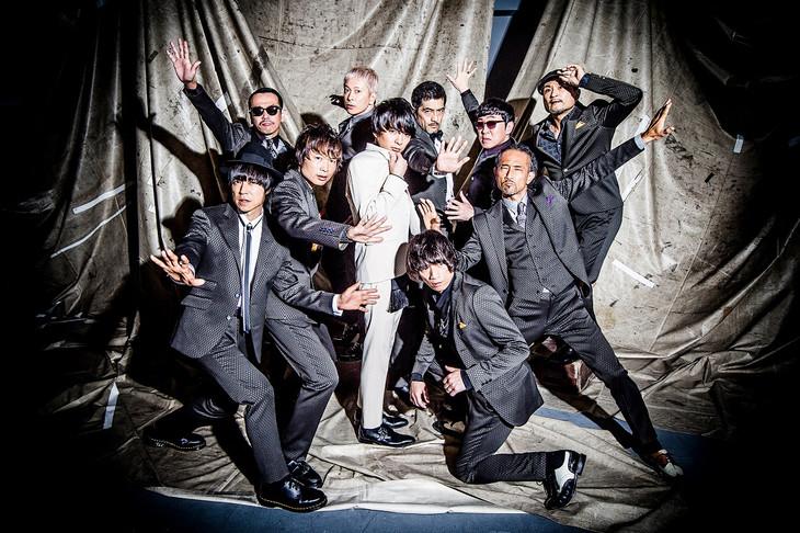 東京スカパラダイスオーケストラとUNISON SQUARE GARDENの斎藤宏介。