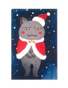 「『夜廻り猫』のクリスマス」ビジュアル (c)深谷かほる/講談社