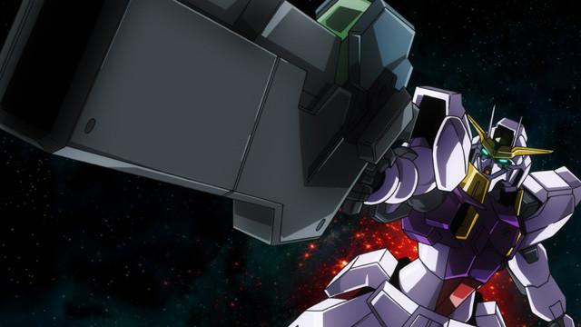 「劇場版 機動戦士ガンダム00 -A wakening of the Trailblazer-」場面写真