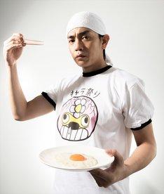 青柳翔扮する田宮丸二郎。