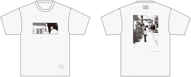 「原作イラスト Ver」Tシャツ