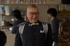 「炎の転校生 REBORN」の第2話に登場する酒井敏也。