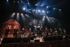 「『進撃の巨人』Reading&Live Event Orchestra『Attack 音 体感2』」の様子。