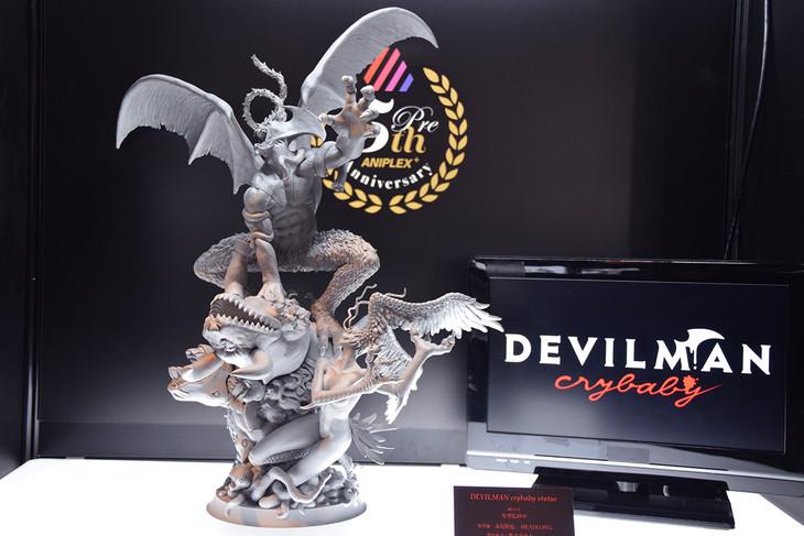 「DEVILMAN crybaby Statue」
