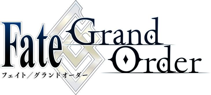 「Fate/Grand Order」ロゴ。