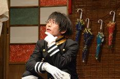 野田裕貴演じる若林剣一。