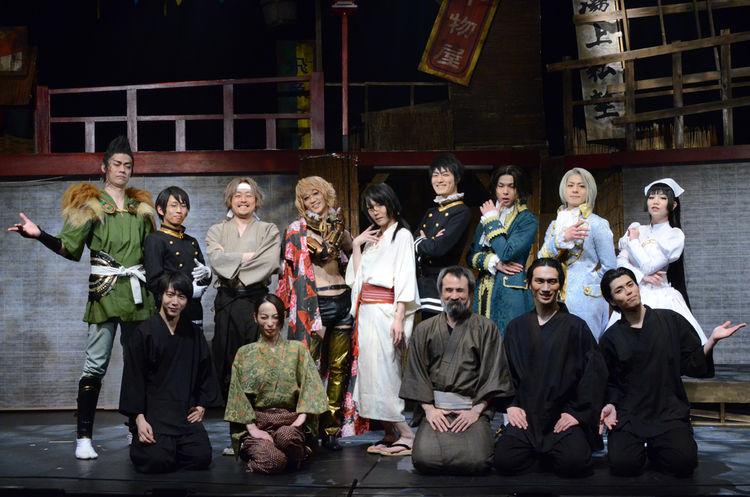 公演レポート】舞台「艶漢」第二...