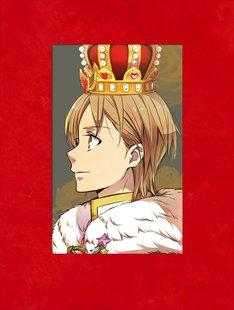 「KING OF PRISM -PRIDE the HERO-」の「速水ヒロ プリズムキング王位戴冠記念BOX」ジャケット。