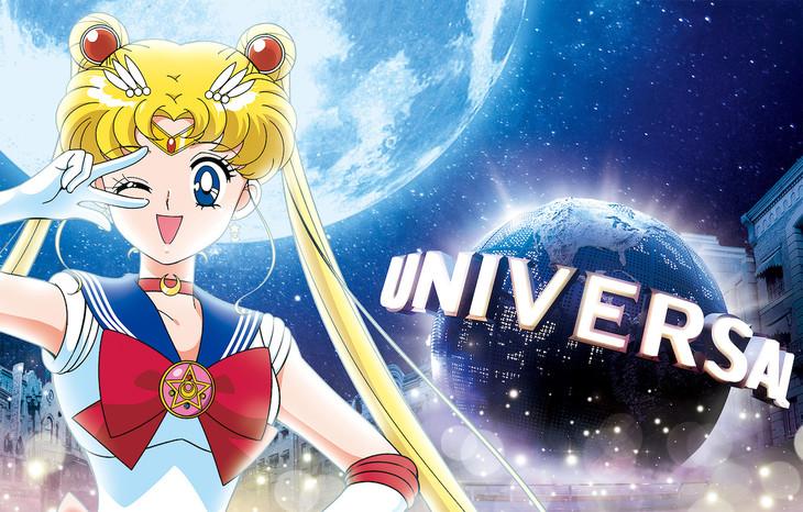 「美少女戦士セーラームーン・ザ・ミラクル 4-D」ティザービジュアル