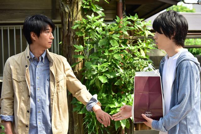 映画「花は咲くか」場面カット