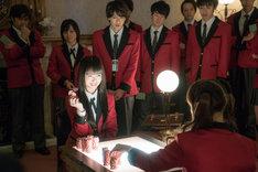 テレビドラマ「賭ケグルイ」第1話場面写真