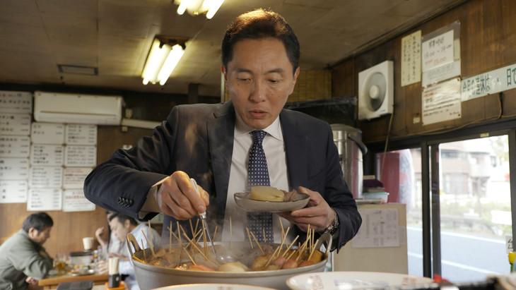 「孤独のグルメ 大晦日スペシャル ~食べ納め!瀬戸内出張編~」より。