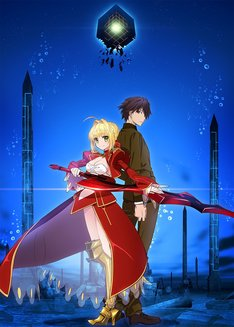 「Fate/EXTRA Last Encore」(c)TYPE-MOON/Marvelous, Aniplex, Notes, SHAFT