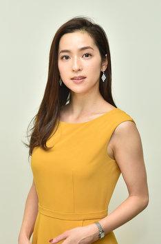 ドラマオリジナルキャラクター・成川映美役を演じる中村アン。