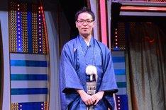 「パズドラ」シリーズのプロデューサーを務める、山本大介プロデューサー。