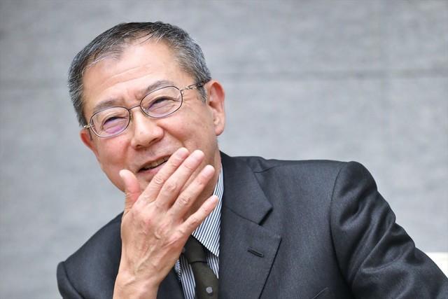 相賀昌宏社長