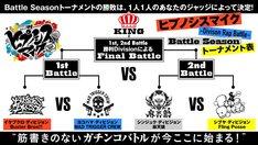 「ヒプノシスマイク-Division Rap Battle- Battle Season」概要