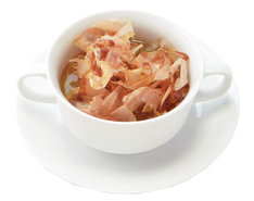 「魚介の旨みたっぷりまぐろスープ」