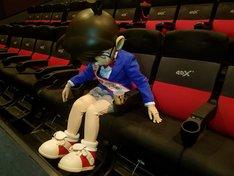 上映後、「すごすぎた……!」と圧倒された様子のコナン。