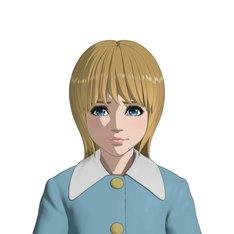 エリカ・アレント(CV:上坂すみれ)