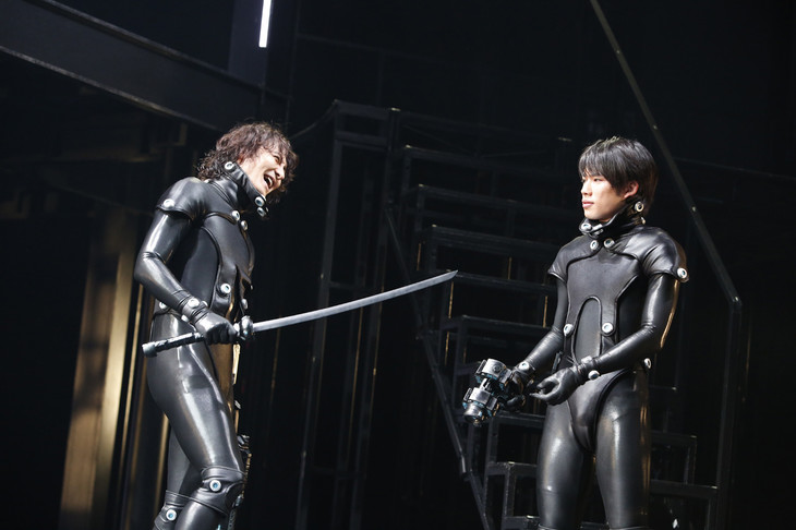 「『GANTZ:L』-ACT&ACTION STAGE- 」のゲネプロより。