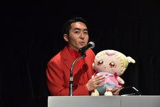 梅田和沙プロデューサー