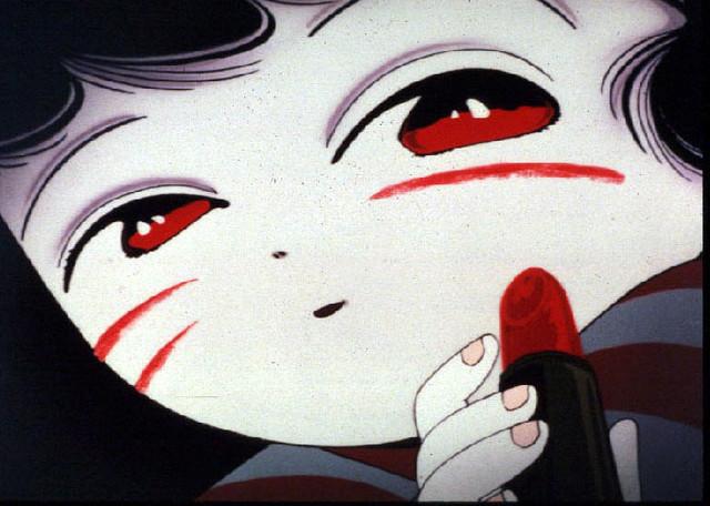 「迷宮物語」より、りんたろう監督の「ラビリンス*ラビリントス」。(c)KADOKAWA1986