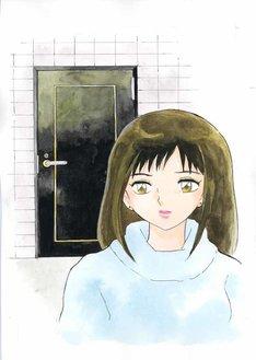 高橋留美子「なにもない部屋」カット