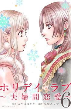 「ホリデイラブ ~夫婦間恋愛~」6巻