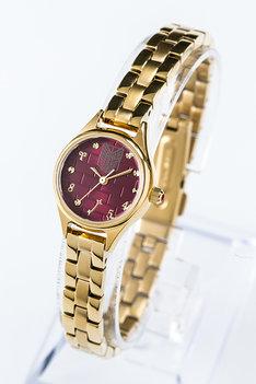 エレンモデルの腕時計。