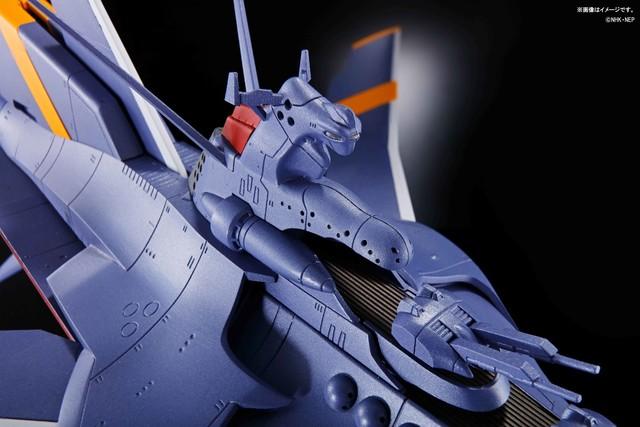 「超合金魂 GX-80 万能戦艦 N-ノーチラス号」