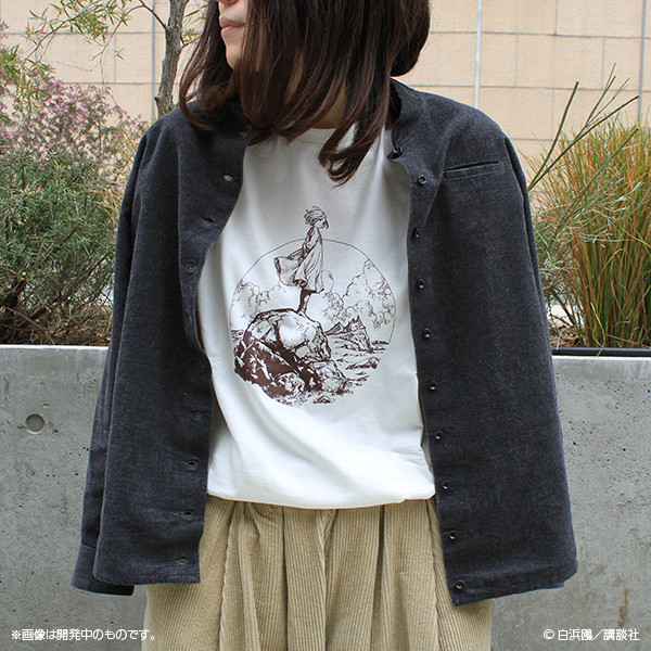 魔法使いの弟子Tシャツ